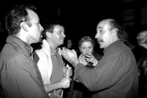 Alain, Gérard, Serge (équipe théatre et presqu'île)