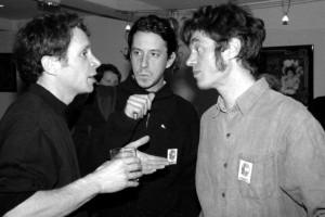 Christophe, Julien, Pascal (équipe festival)