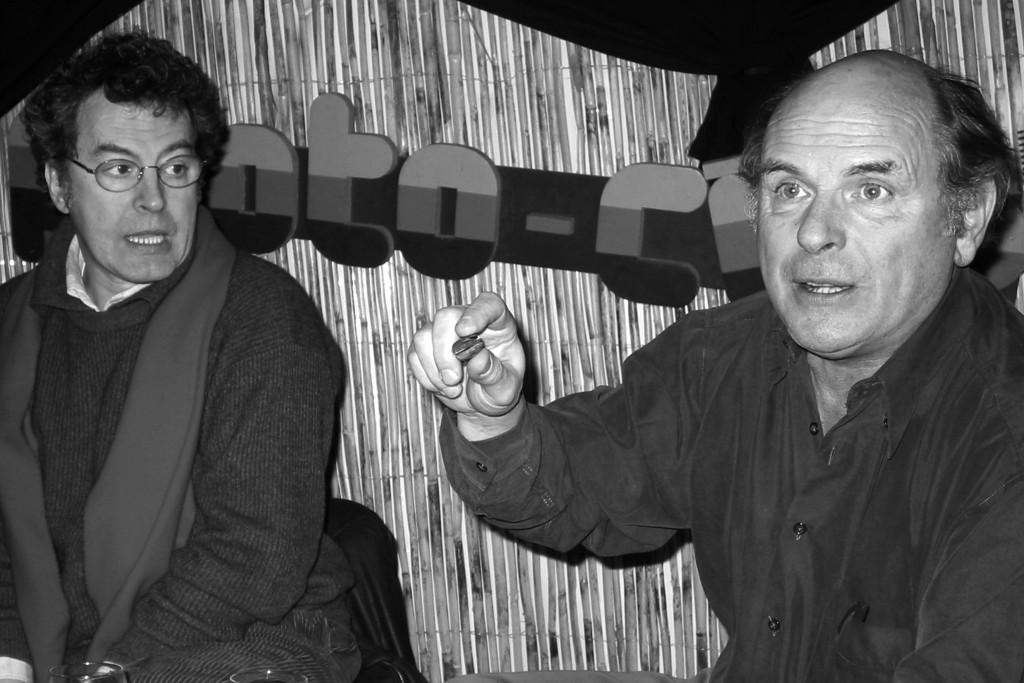 Yann Dédet et Jean-François Stévenin - DOUBLES MESSIEURS, MISCHKA, NEIGE et PEAUX DE VACHES