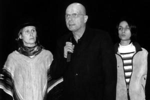 Bernard Stora, président du jury et réalisateur de UN DÉRANGEMENT CONSIDÉRABLE