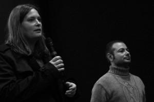 Sophie Fillières, présidente du jury et réalisatrice de AÏE et GRANDE PETITE