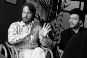 Kyle Henry (ROOM) et Mario Fanfani (UNE SAISON SIBELIUS)