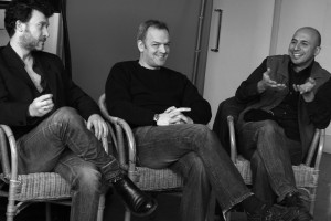 Mario Fanfani (UNE SAISON SIBELIUS), Nicolaï Rohde (ENTRE CHIEN ET LOUP), Hamid Rahmanian (DAY BREAK)