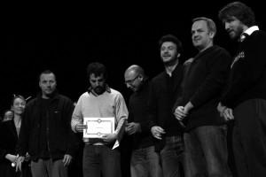 Remise des prix : tous les représentants des 1ers films en compétition