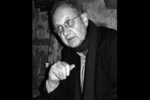 Le critique de cinéma Patrick Boujut