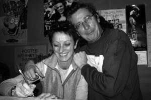 Arlette et Jean-Louis (équipe MJC)