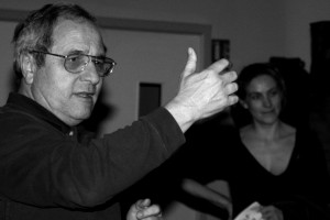 René Richoux, président du jury lycéen
