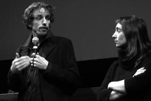 Frédéric Choffet et Julie Gilbert - LA VRAIE VIE EST AILLEURS (1er film en compétition - Suisse)