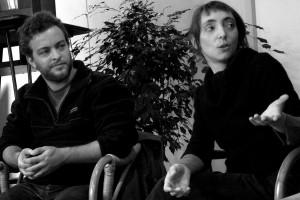 Gabriel Lichtmann (JUDIOS EN EL ESPACIO), Julie Gilbert (LA VRAIE VIE EST AILLEURS)