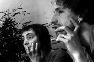 Julie Gilbert et Frédéric Choffet (LA VRAIE VIE EST AILLEURS)