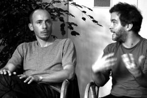 Sébastien Jaudeau (LA PART ANIMALE), Gabriel Lichtmann (JUDIOS EN EL ESPACIO)