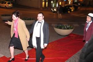Au Théâtre d'Annonay : tapis rouge !