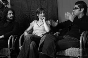 Noël Mitrani (SUR LA TRACE D'IGOR RIZZI), Steffi Peeters (SMALL GODS), Michel Kammoun (FALAFEL)