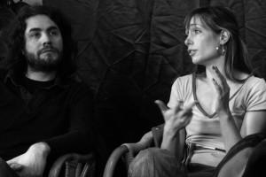 Noël Mitrani (SUR LA TRACE D'IGOR RIZZI), Steffi Peeters (SMALL GODS)