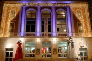 Le Théâtre des Cordeliers, illuminations