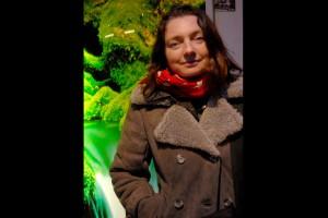 Solveig Anspach, présidente du jury et réalisatrice du film BACK SOON