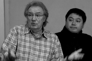 Gilbert Sicotte (CONTINENTAL, UN FILM SANS FUSIL - Canada), Zhang Chi (THE SHAFT - Chine)