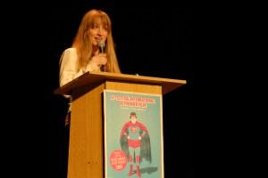 Cérémonie de clôture : Marianne Ferrand, directrice du Festival