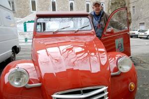 Pierre (équipe chauffeurs)