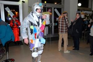 Concours de déguisement pour la séance de THE BIG LEBOWSKY, film phare de la thématique Anti-héros