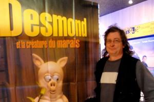Desmond versus Dessemond...