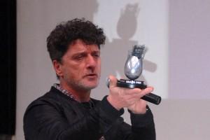 Mercredi 20 janvier à la MJC, présentation publique du Festival : Fred Altazin, créateur du trophée