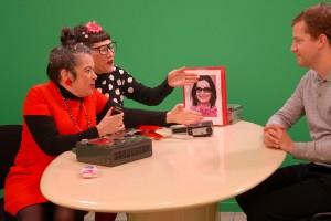 Mediapop : Mathieu Darras sur le plateau Tela avec Garance et Laberlue
