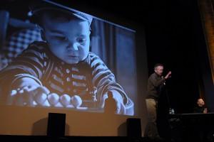 """Mardi 9 février, journée Collège au Cinéma : """"leçon de cinéma"""" au Théâtre... transformée en..."""