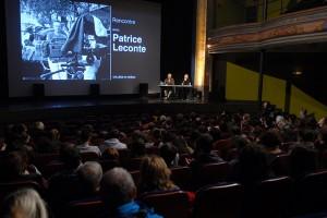 """Mardi 9 février, journée Collège au Cinéma : """"leçon de cinéma"""" au Théâtre... transformée en... """"rencontre"""" avec Patrice Leconte"""