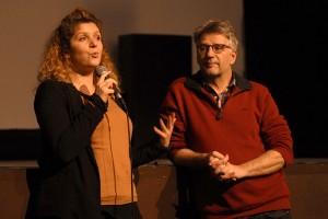 Jeudi 11 février, présentation du film JE SUIS À VOUS TOUT DE SUITE, réalisé par Baya Kasmi et co-scénarisé par Michel Leclerc