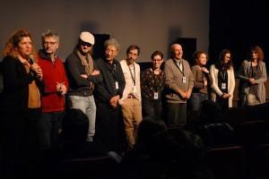 Jeudi 11 février, les membres des jurys sont présentés au Théâtre