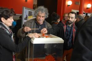 Vote du public