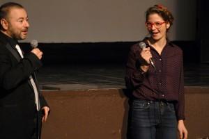 IN YOUR ARMS présenté par la comédienne danoise Lisa Carlehed