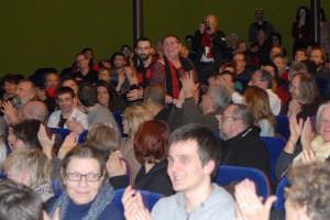 Dimanche 14 février, cérémonie de remise des prix au Théâtre : le prix du public...