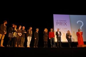 Dimanche 14 février, cérémonie de remise des prix au Théâtre : le grand prix du Jury...
